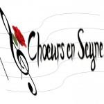 Logo Choeurs en Seyne