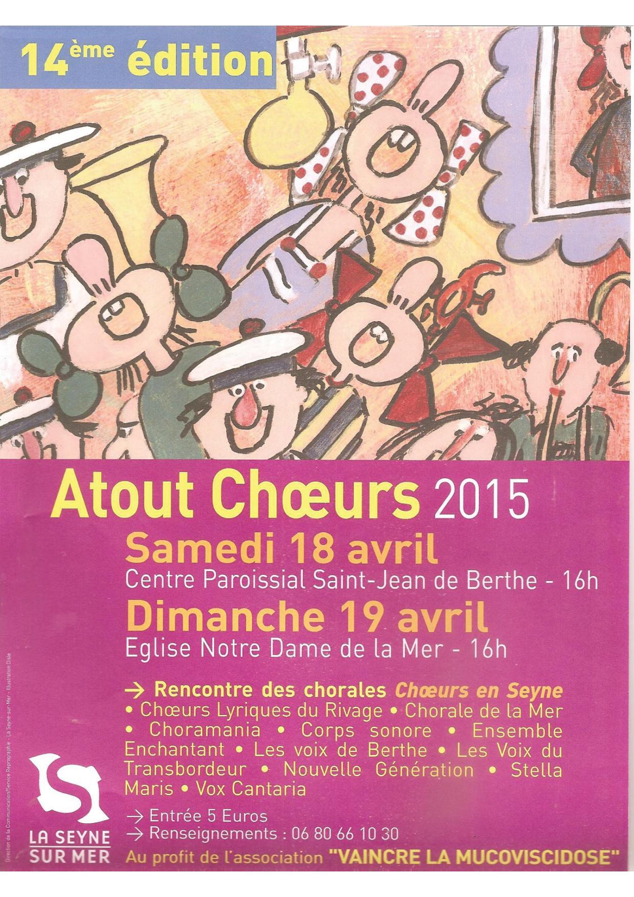 20150419 Affiche du Concert du 19 avril 2015