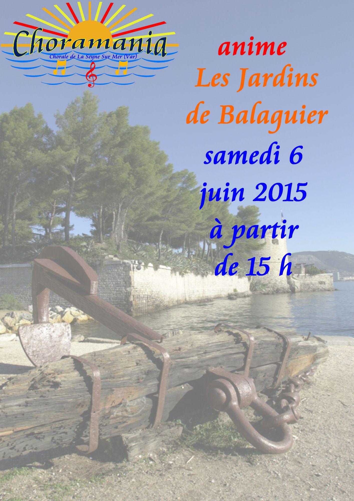 20150606 Affiche du Concert du 6 juin 2015