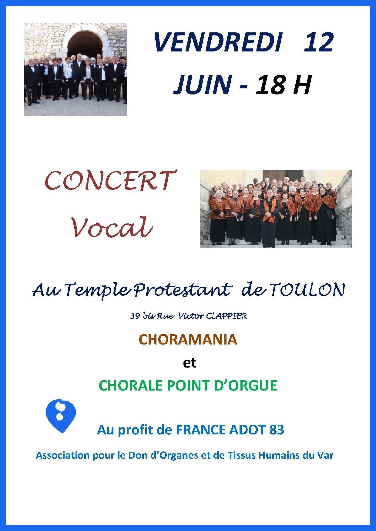 20150612 Affiche du Concert du 12 juin 2015